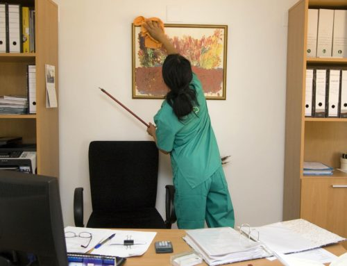 Financial Benefits of Eco Friendly Office Cleaning