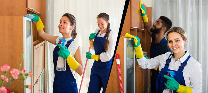 Cleaning Company Greensboro