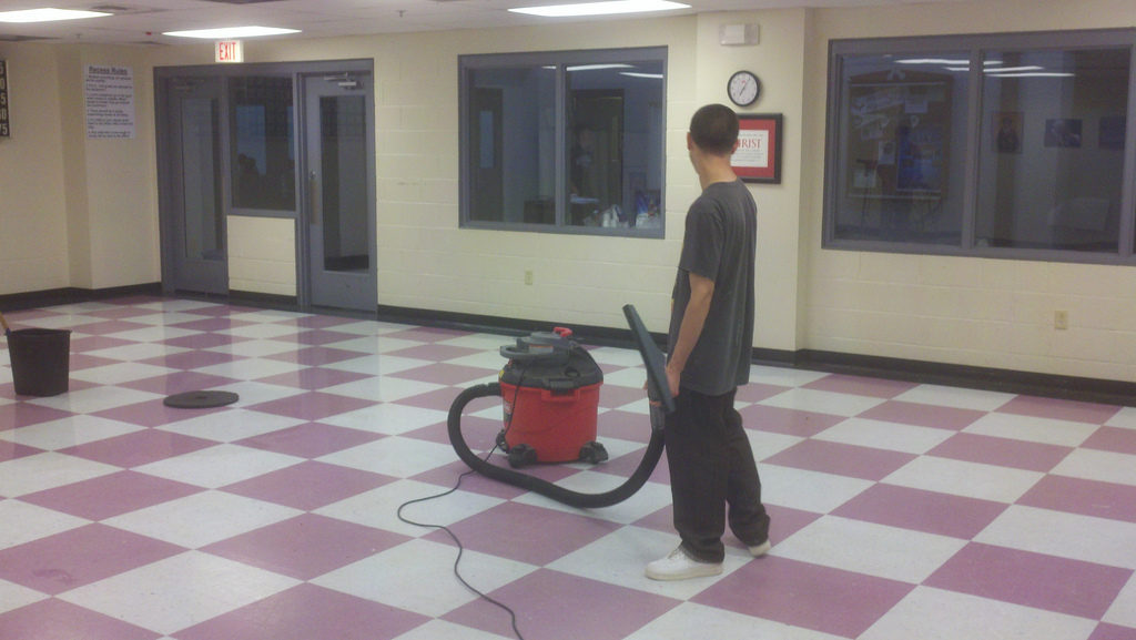Janitorial Services in Greensboro